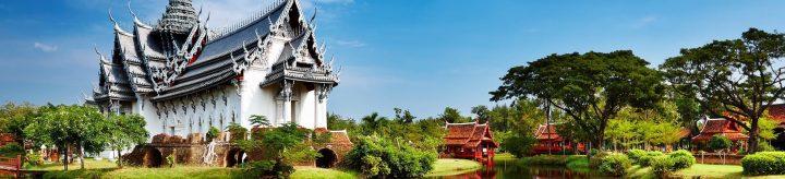 Le massage thaï, un art à découvrir lors d'un voyage au pays du sourire